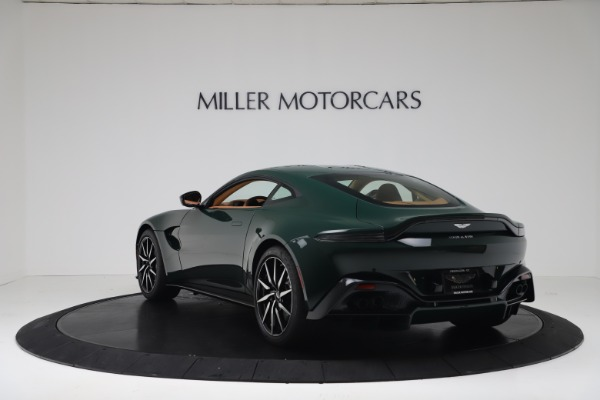 Used 2020 Aston Martin Vantage Coupe for sale $159,990 at Aston Martin of Greenwich in Greenwich CT 06830 6