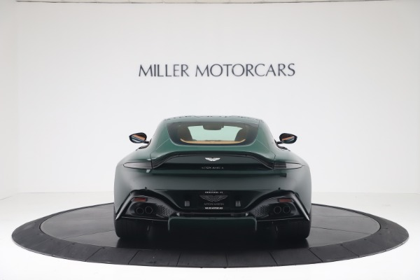 Used 2020 Aston Martin Vantage Coupe for sale $159,990 at Aston Martin of Greenwich in Greenwich CT 06830 7