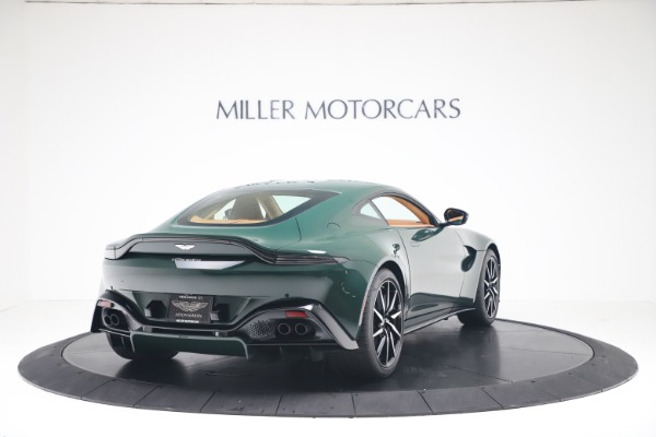 Used 2020 Aston Martin Vantage Coupe for sale Sold at Aston Martin of Greenwich in Greenwich CT 06830 8