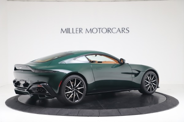 Used 2020 Aston Martin Vantage Coupe for sale $159,990 at Aston Martin of Greenwich in Greenwich CT 06830 9