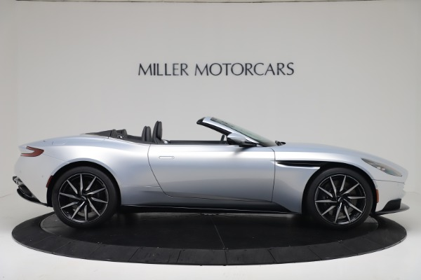 New 2020 Aston Martin DB11 V8 for sale Sold at Aston Martin of Greenwich in Greenwich CT 06830 10