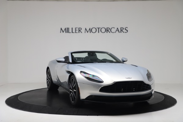 New 2020 Aston Martin DB11 V8 for sale Sold at Aston Martin of Greenwich in Greenwich CT 06830 12