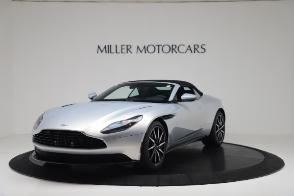 New 2020 Aston Martin DB11 V8 for sale Sold at Aston Martin of Greenwich in Greenwich CT 06830 13
