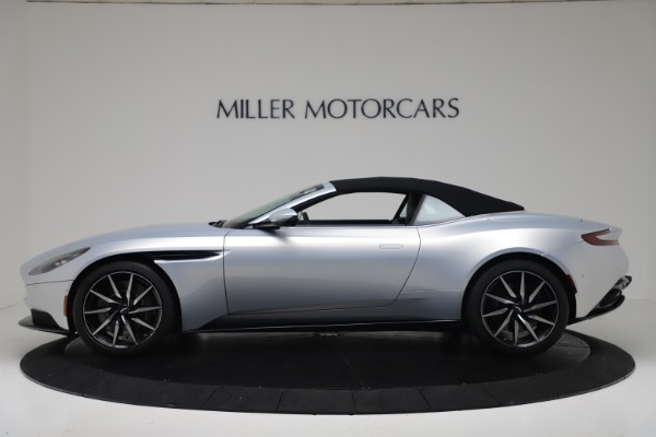 New 2020 Aston Martin DB11 V8 for sale Sold at Aston Martin of Greenwich in Greenwich CT 06830 14