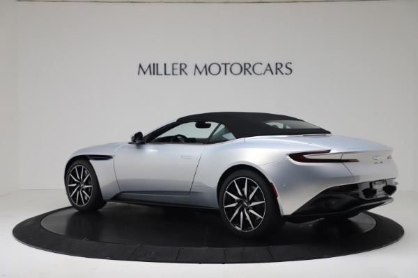 New 2020 Aston Martin DB11 V8 for sale Sold at Aston Martin of Greenwich in Greenwich CT 06830 15
