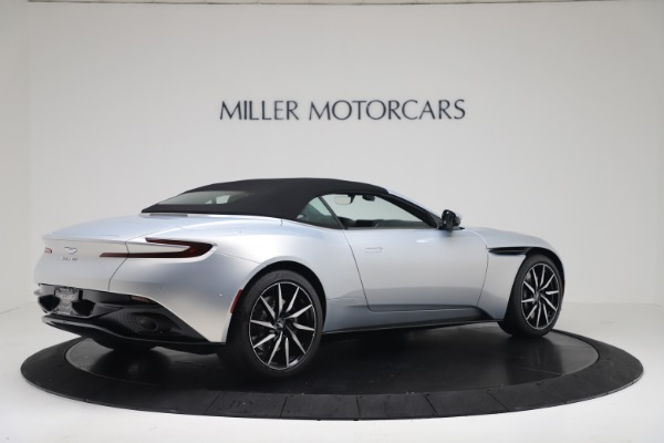 New 2020 Aston Martin DB11 V8 for sale Sold at Aston Martin of Greenwich in Greenwich CT 06830 16