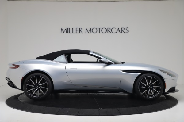 New 2020 Aston Martin DB11 V8 for sale Sold at Aston Martin of Greenwich in Greenwich CT 06830 17