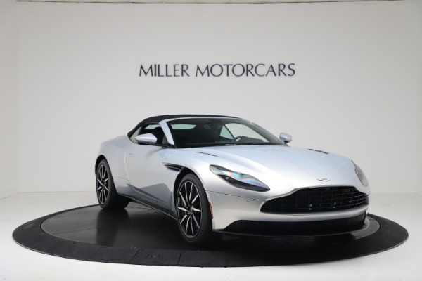New 2020 Aston Martin DB11 V8 for sale Sold at Aston Martin of Greenwich in Greenwich CT 06830 18