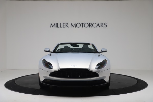 New 2020 Aston Martin DB11 V8 for sale Sold at Aston Martin of Greenwich in Greenwich CT 06830 2