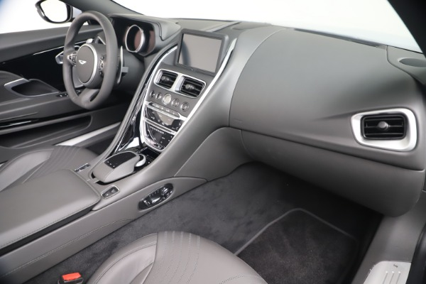 New 2020 Aston Martin DB11 V8 for sale Sold at Aston Martin of Greenwich in Greenwich CT 06830 26