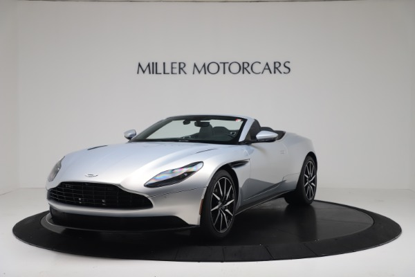 New 2020 Aston Martin DB11 V8 for sale Sold at Aston Martin of Greenwich in Greenwich CT 06830 3