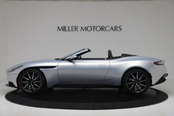 New 2020 Aston Martin DB11 V8 for sale Sold at Aston Martin of Greenwich in Greenwich CT 06830 4