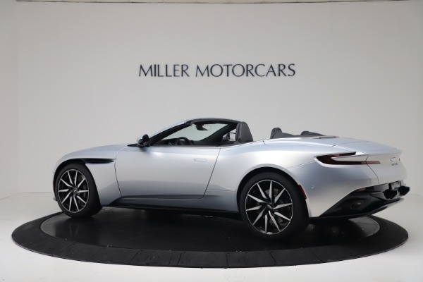 New 2020 Aston Martin DB11 V8 for sale Sold at Aston Martin of Greenwich in Greenwich CT 06830 5