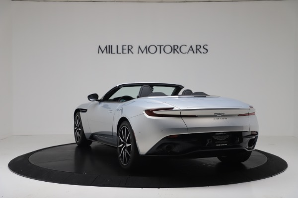 New 2020 Aston Martin DB11 V8 for sale Sold at Aston Martin of Greenwich in Greenwich CT 06830 6