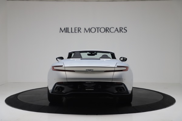 New 2020 Aston Martin DB11 V8 for sale Sold at Aston Martin of Greenwich in Greenwich CT 06830 7