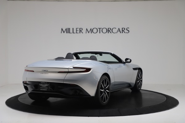 New 2020 Aston Martin DB11 V8 for sale Sold at Aston Martin of Greenwich in Greenwich CT 06830 8