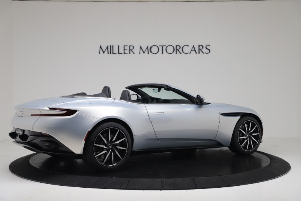 New 2020 Aston Martin DB11 V8 for sale Sold at Aston Martin of Greenwich in Greenwich CT 06830 9