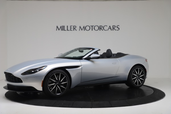 New 2020 Aston Martin DB11 V8 for sale Sold at Aston Martin of Greenwich in Greenwich CT 06830 1