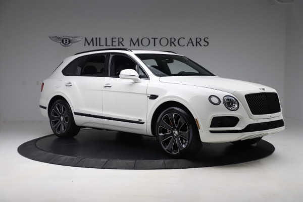 New 2020 Bentley Bentayga V8 Design Series for sale $218,535 at Aston Martin of Greenwich in Greenwich CT 06830 13