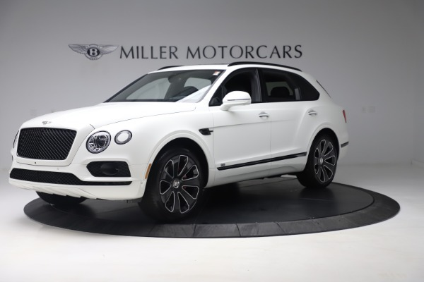 New 2020 Bentley Bentayga V8 Design Series for sale $218,535 at Aston Martin of Greenwich in Greenwich CT 06830 2