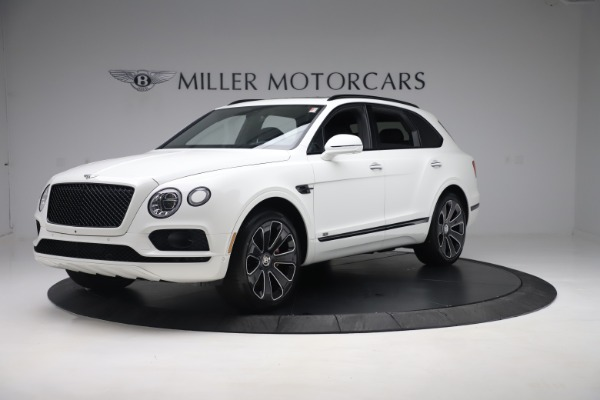 New 2020 Bentley Bentayga V8 Design Series for sale $218,535 at Aston Martin of Greenwich in Greenwich CT 06830 3