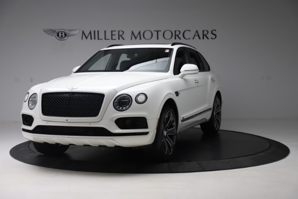 New 2020 Bentley Bentayga V8 Design Series for sale $218,535 at Aston Martin of Greenwich in Greenwich CT 06830 1