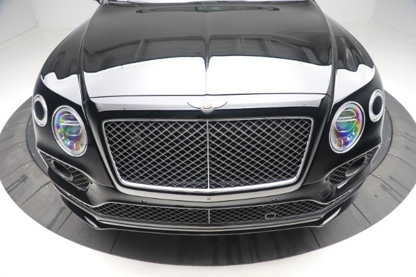 New 2020 Bentley Bentayga Speed for sale $259,495 at Aston Martin of Greenwich in Greenwich CT 06830 13