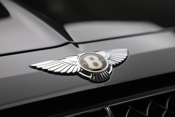New 2020 Bentley Bentayga Speed for sale $259,495 at Aston Martin of Greenwich in Greenwich CT 06830 14