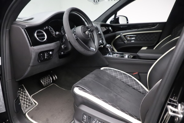 New 2020 Bentley Bentayga Speed for sale $259,495 at Aston Martin of Greenwich in Greenwich CT 06830 17