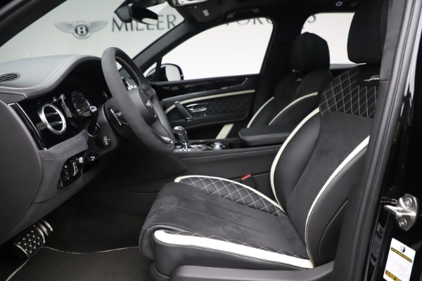 New 2020 Bentley Bentayga Speed for sale $259,495 at Aston Martin of Greenwich in Greenwich CT 06830 18