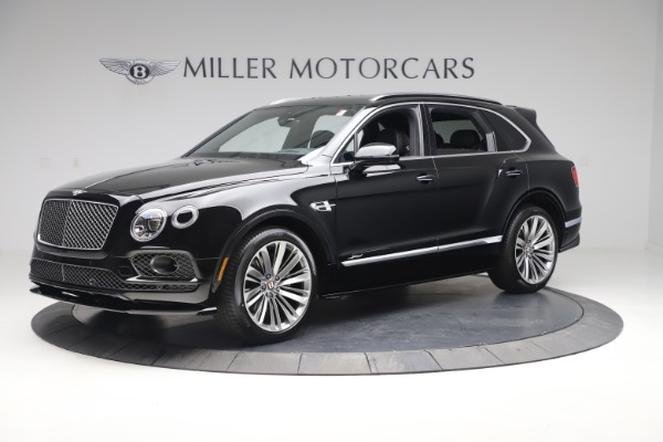 New 2020 Bentley Bentayga Speed for sale $259,495 at Aston Martin of Greenwich in Greenwich CT 06830 2