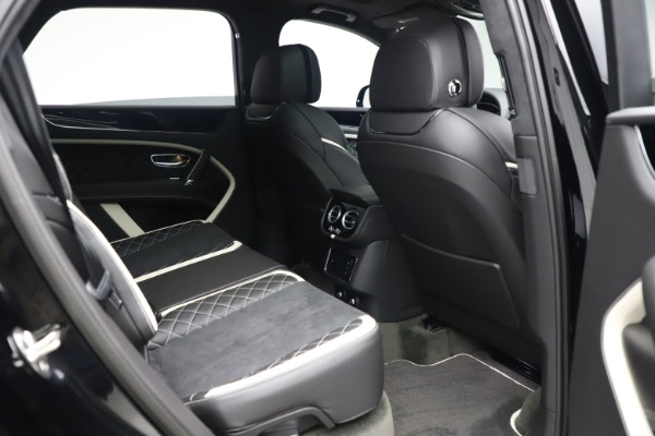 New 2020 Bentley Bentayga Speed for sale $259,495 at Aston Martin of Greenwich in Greenwich CT 06830 27