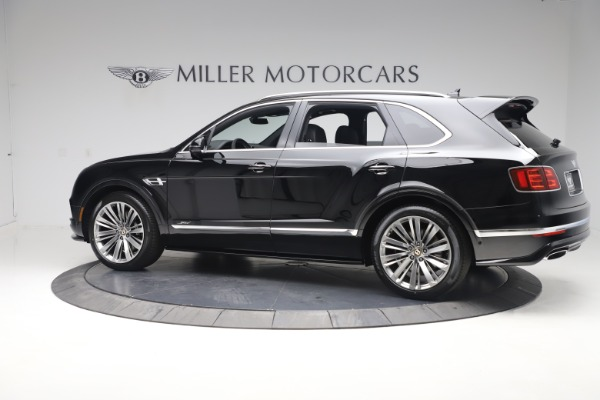 New 2020 Bentley Bentayga Speed for sale $259,495 at Aston Martin of Greenwich in Greenwich CT 06830 4