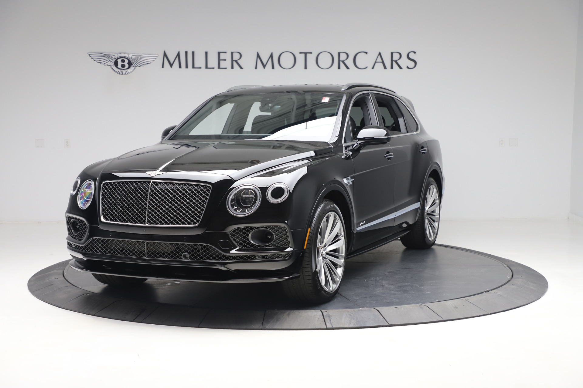 New 2020 Bentley Bentayga Speed for sale $259,495 at Aston Martin of Greenwich in Greenwich CT 06830 1