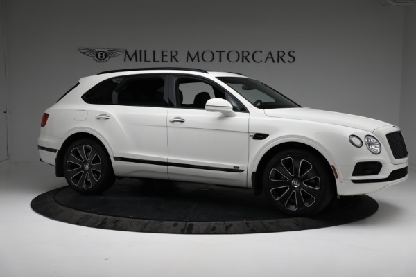New 2020 Bentley Bentayga V8 Design Series for sale $216,860 at Aston Martin of Greenwich in Greenwich CT 06830 10