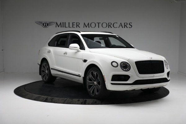 New 2020 Bentley Bentayga V8 Design Series for sale $216,860 at Aston Martin of Greenwich in Greenwich CT 06830 11