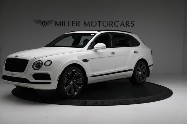New 2020 Bentley Bentayga V8 Design Series for sale $216,860 at Aston Martin of Greenwich in Greenwich CT 06830 2