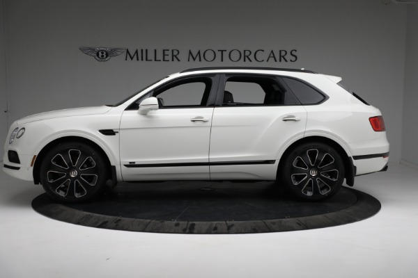 New 2020 Bentley Bentayga V8 Design Series for sale $216,860 at Aston Martin of Greenwich in Greenwich CT 06830 3