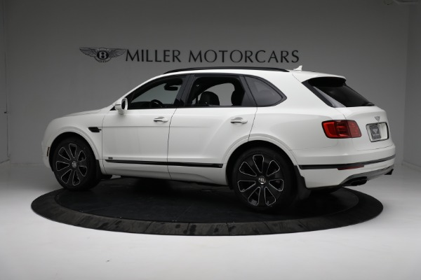 New 2020 Bentley Bentayga V8 Design Series for sale $216,860 at Aston Martin of Greenwich in Greenwich CT 06830 4