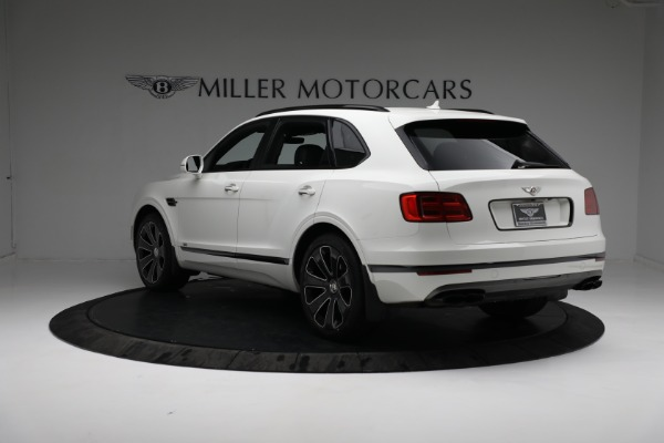 New 2020 Bentley Bentayga V8 Design Series for sale $216,860 at Aston Martin of Greenwich in Greenwich CT 06830 5