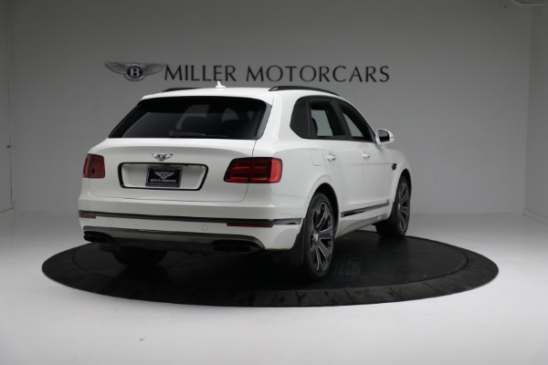 New 2020 Bentley Bentayga V8 Design Series for sale $216,860 at Aston Martin of Greenwich in Greenwich CT 06830 7