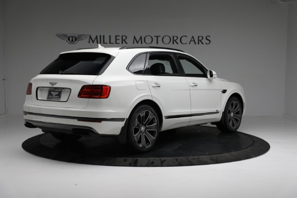New 2020 Bentley Bentayga V8 Design Series for sale $216,860 at Aston Martin of Greenwich in Greenwich CT 06830 8