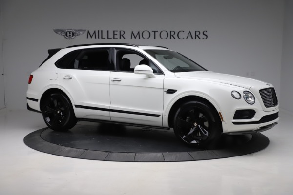 New 2020 Bentley Bentayga V8 for sale Sold at Aston Martin of Greenwich in Greenwich CT 06830 10