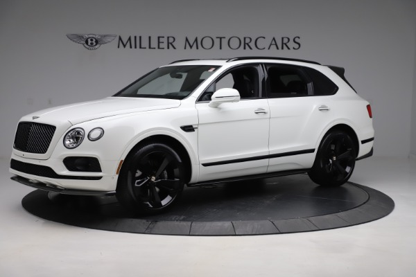 New 2020 Bentley Bentayga V8 for sale Sold at Aston Martin of Greenwich in Greenwich CT 06830 2