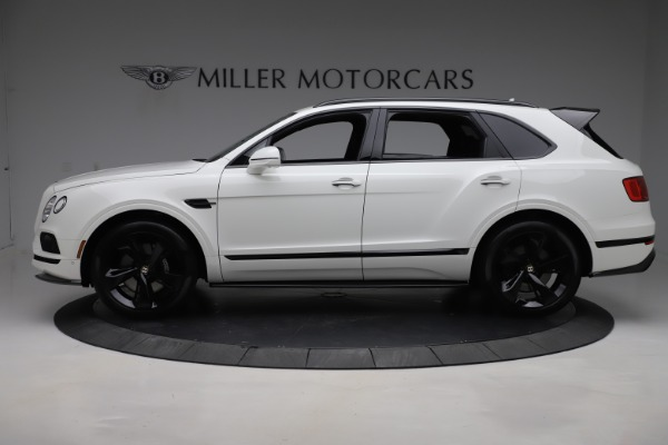 New 2020 Bentley Bentayga V8 for sale Sold at Aston Martin of Greenwich in Greenwich CT 06830 3