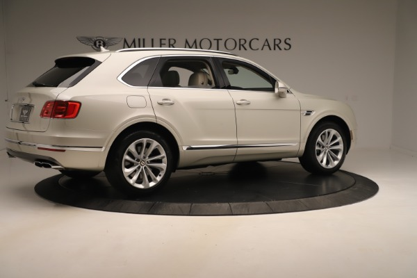 New 2020 Bentley Bentayga V8 for sale Sold at Aston Martin of Greenwich in Greenwich CT 06830 8