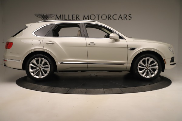 New 2020 Bentley Bentayga V8 for sale Sold at Aston Martin of Greenwich in Greenwich CT 06830 9
