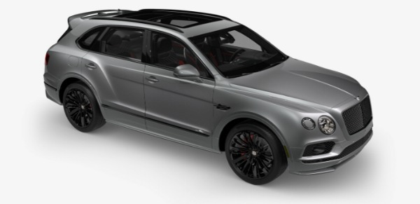 New 2020 Bentley Bentayga Speed for sale Sold at Aston Martin of Greenwich in Greenwich CT 06830 5