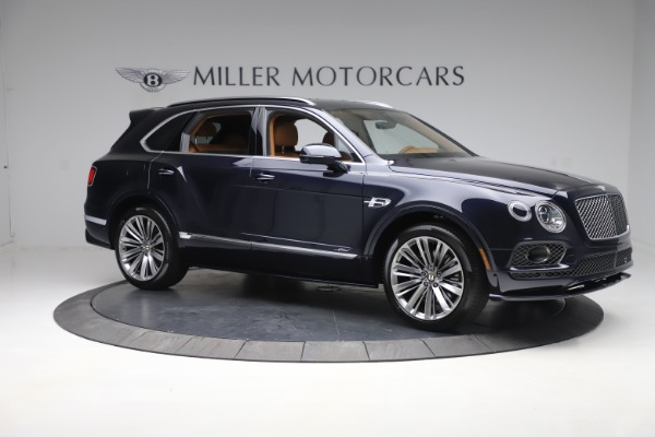 New 2020 Bentley Bentayga Speed for sale Sold at Aston Martin of Greenwich in Greenwich CT 06830 10
