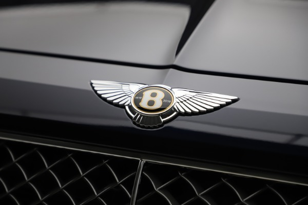 New 2020 Bentley Bentayga Speed for sale Sold at Aston Martin of Greenwich in Greenwich CT 06830 14